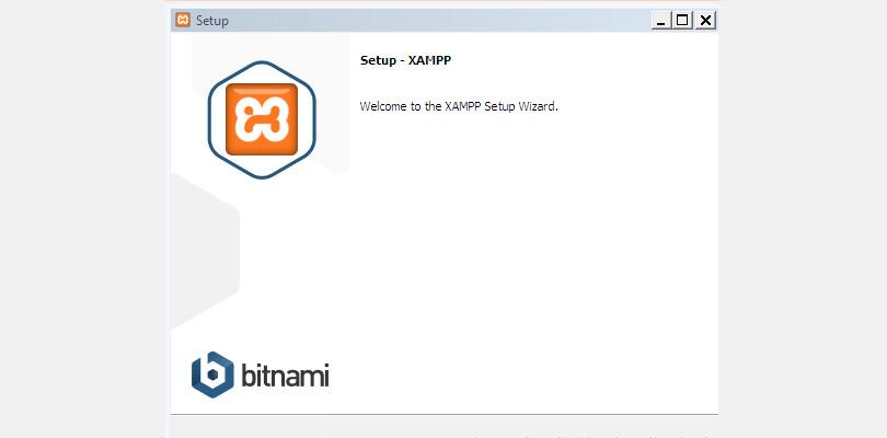 XAMPP - setup