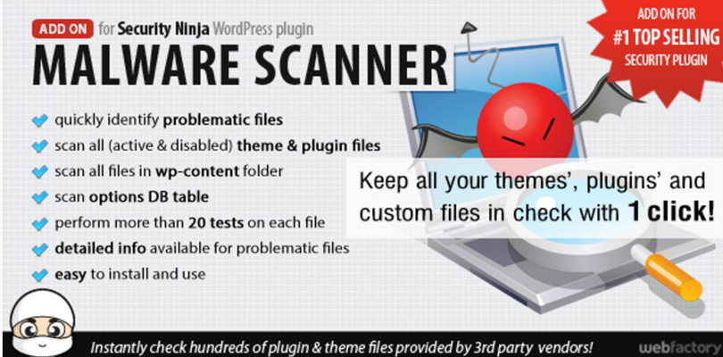Malware Scanner Add-On