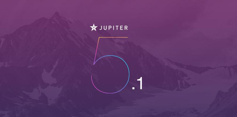 Jupiter WordPress Theme v5.1
