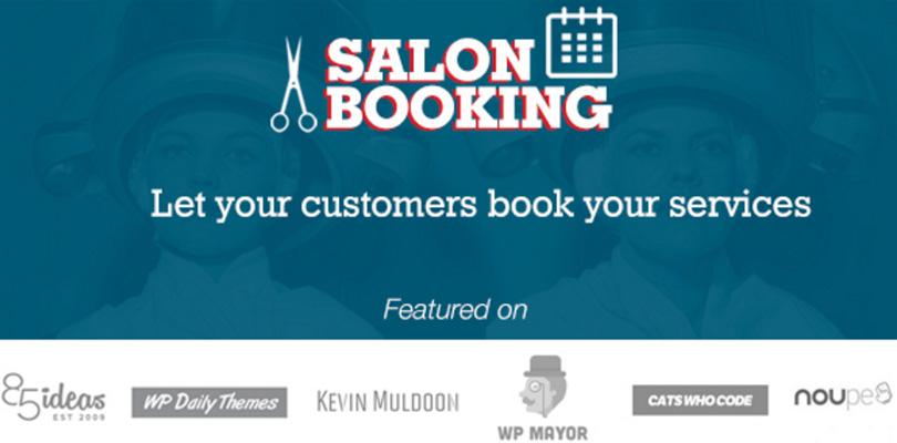Salon-Booking-Wordpress-Plugin