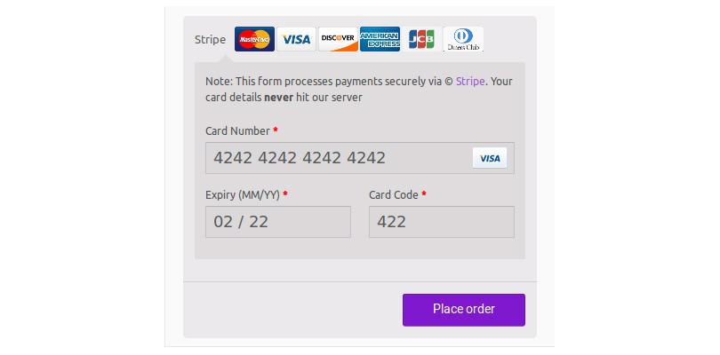 Stripe-WooCommerce-Screenshot