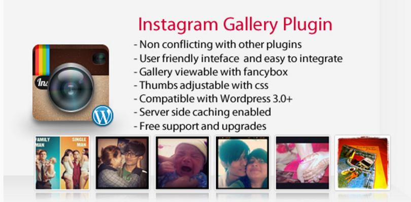 Instagram-Gallery-Plugin