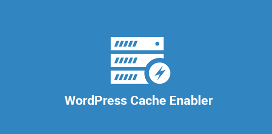 wordpress-cache-enabler plugin