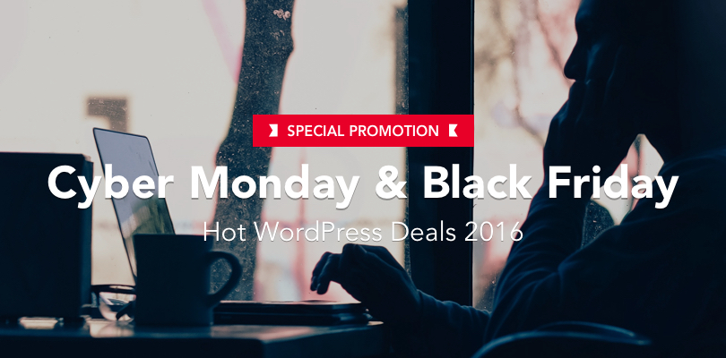 Black Friday WordPress Deals 2016