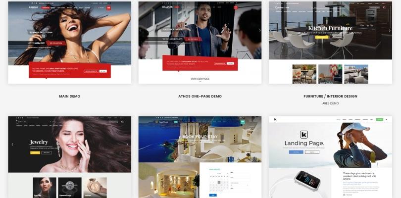 KALLYAS — Responsive Multi-Purpose WordPress Theme