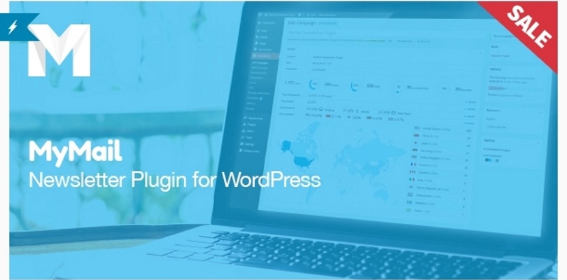 MyMail — Email Newsletter Plugin for WordPress