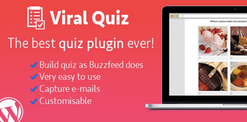 Wordpress Viral Quiz BuzzFeed Quiz Builder