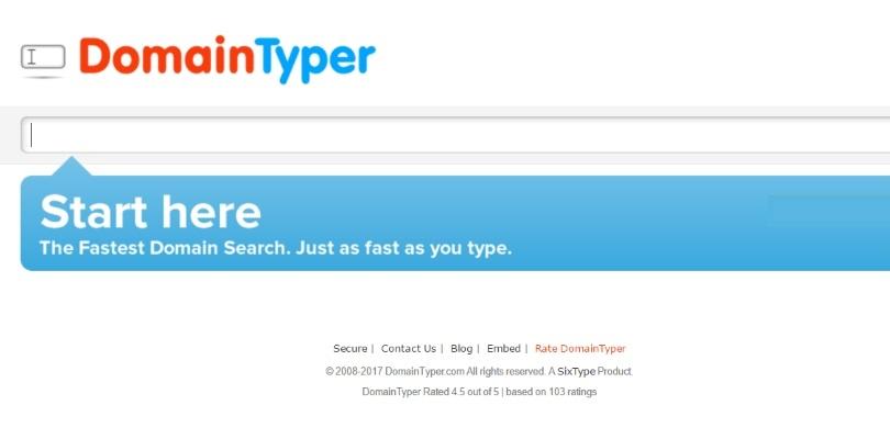 DomainTyper