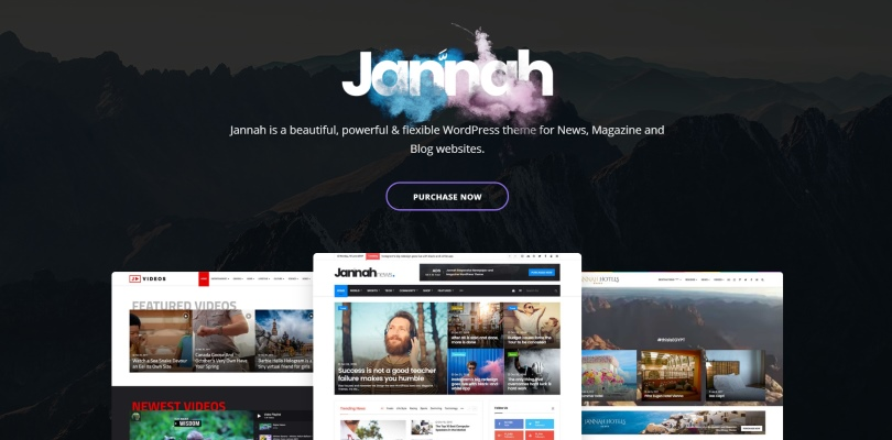 Image result for Jannah - WordPress News Magazine Blog & BuddyPress Theme