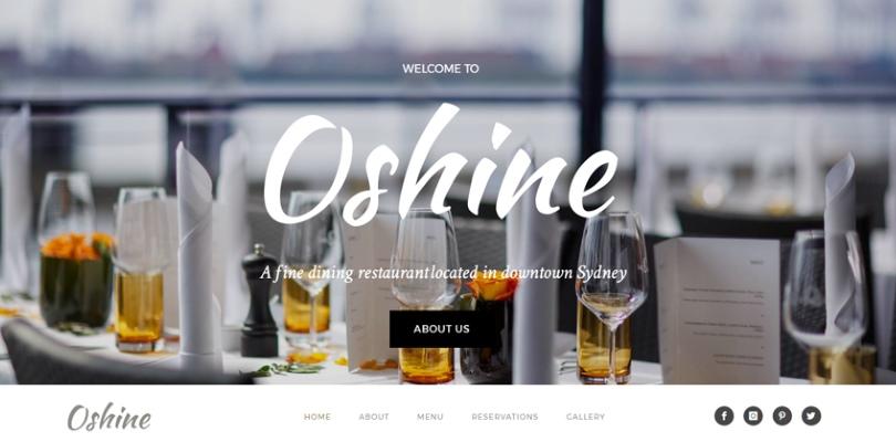 Oshine-Restaurant