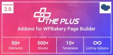 ThePlus Addons for Visual Composer