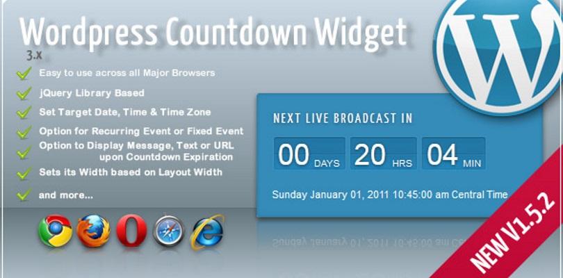 Best Countdown Timer Plugins for WordPress