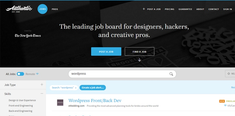 WordPress-Jobs-Authentic-Jobs