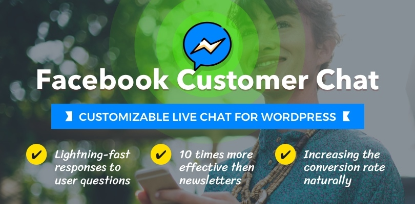 Facebook Customer Chat