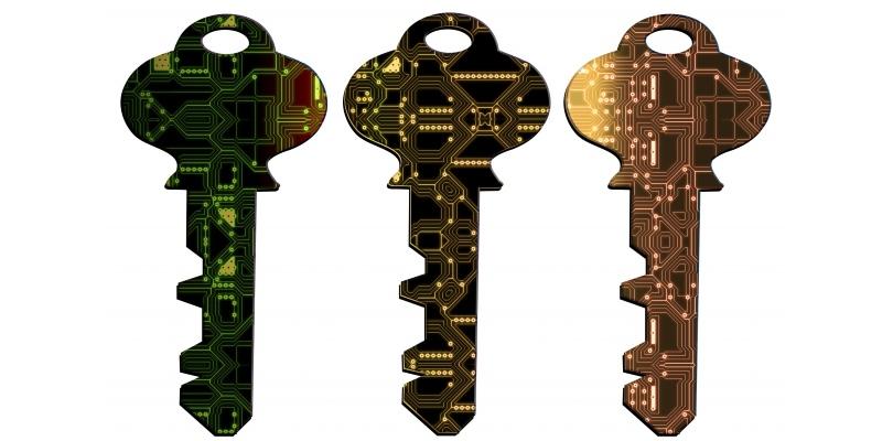 Security Keys Addition