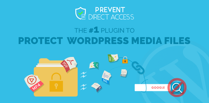 how to protect pdf document in wordpress