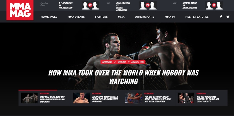 MMA-MAG