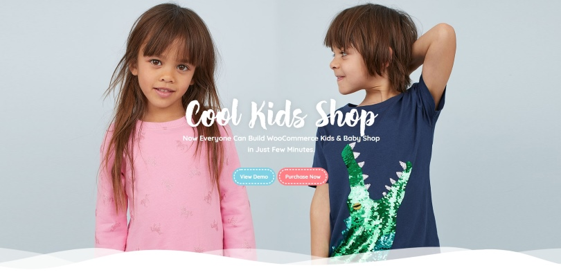 BabyStreet — WooCommerce Theme for Kids Stores and Baby Shops Clothes and Toys
