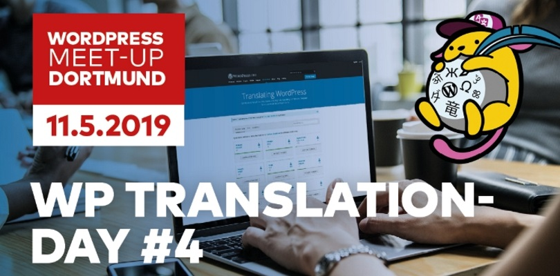 Helping to Translate WordPress - Dortmund Translation Day