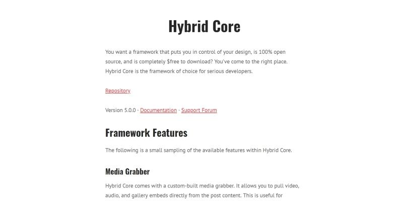 HybridCore Framework
