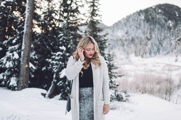 Sparkle in the Snow xx ShopBop , shopbop, sparkle, sequin, sparkle skirt, sequin skirt, ootd, sparkle ootd, sequin ootd, nye, new years eve, nye ootd, nye style