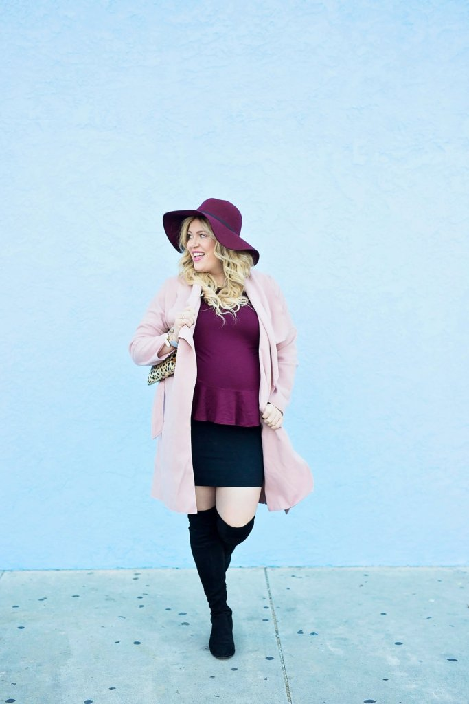 Bordeaux and Blush for fall, bordeaux, blush, old navy, shein, fall style, fall fashion, maternity fashion, maternity style, preggo blogger, maternity blogger, pregnancy style, san diego blogger