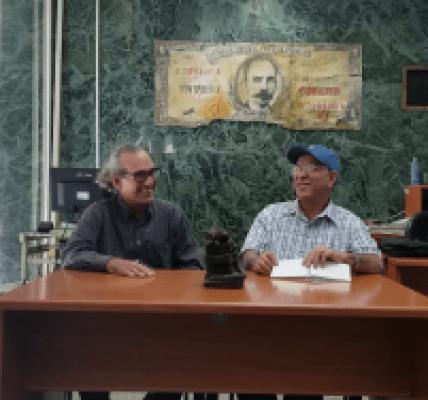 Entrevista a Eduardo Martín