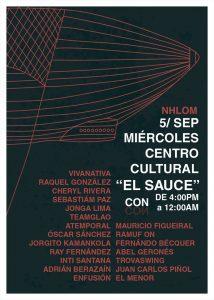 NHLOM Sauce Poster