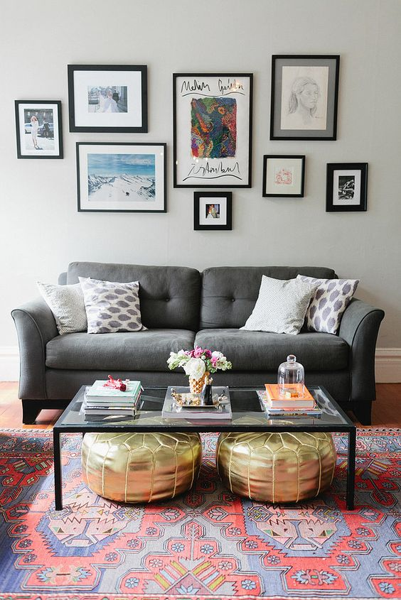 20 Brilliant Living Room Design Ideas For Small Spaces