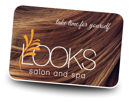 Looks Salon Gift Certificate