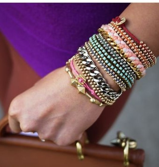 brazalete pulsera manilla diy bisuteria joyeria ecuador españa mexico
