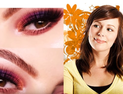 video maquillaje ojos eye makeup