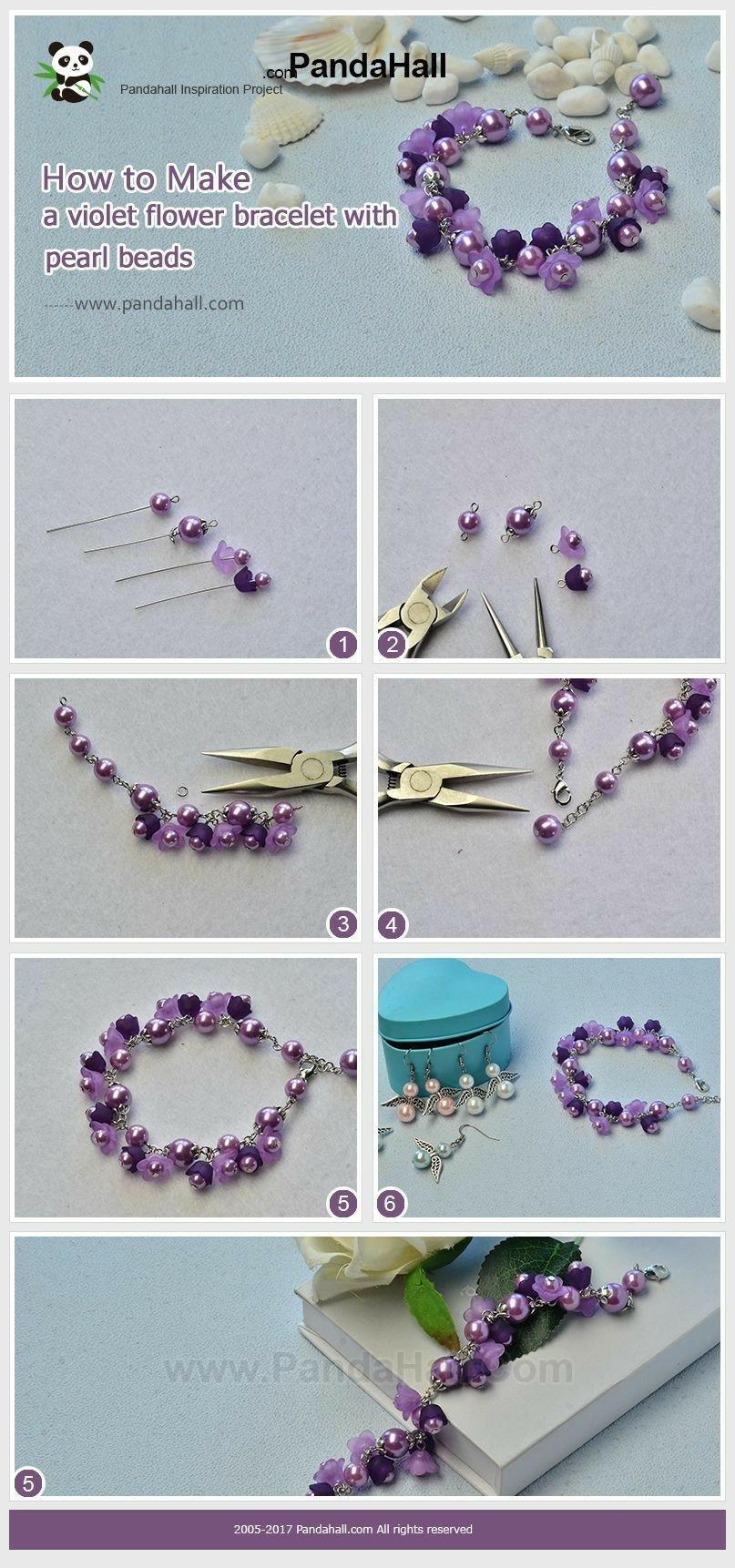 Bisuteria paso a paso pulseras jewelry handmade diy