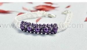 tutorial pulseras beads mostacillas bracelets pulseras