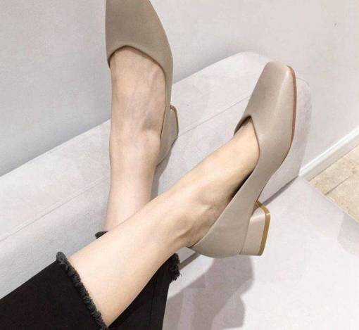 Women Low Heel Flats Shoes Women's Fashion View All Footwear