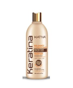 KATIVA Conditioner 500 ML Lookta Beauty Hair View All