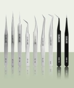 ESD ST SA Series Anti-Static Tweezers Accessories Eyelashes Makeup Lookta Beauty View All