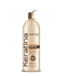 KATIVA Shampoo 1000 ML Lookta Beauty Hair View All
