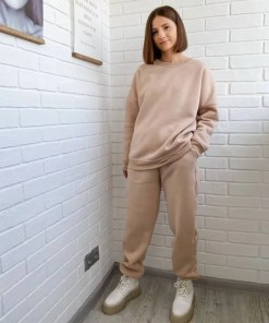 Women's Casual Tracksuit Two Pieces Set Women's Fashion View All Women's Clothing Sportswear