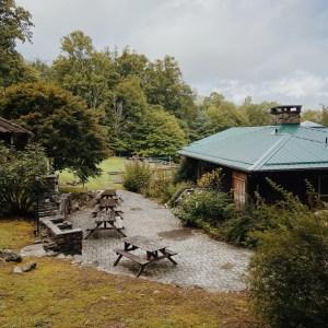 High Pastures picnic area