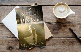 FREE Giveaway & Book Review of A Song of Home by Pearl Allard (Look Up Sometimes)