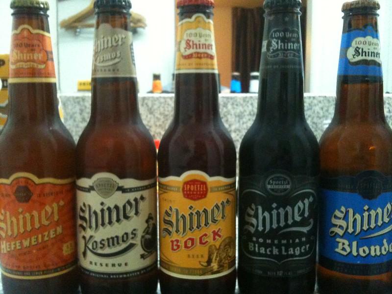 Shiner Beer