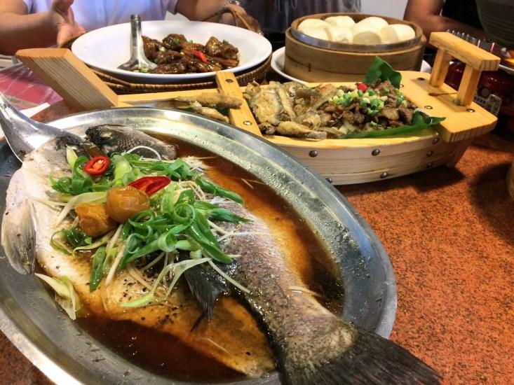 Jin Feng Lu Rou Fan is one of the best places to taste Taiwanese cuisine in Taiwan.