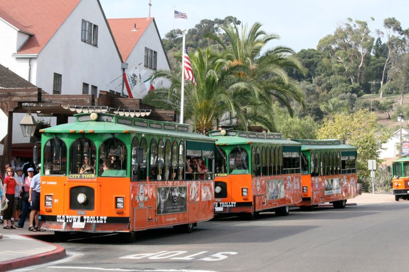 One of the best ways to experience downtown San Diego is to explore the city through its famous trolley tour.