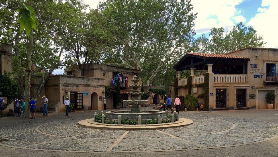Sedona - Tlaquepaque Arts and Crafts Village