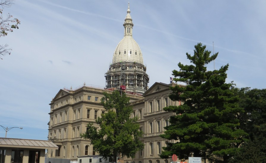 The Michigan State Capitol is one of the most important buildings in the state of Michigan.