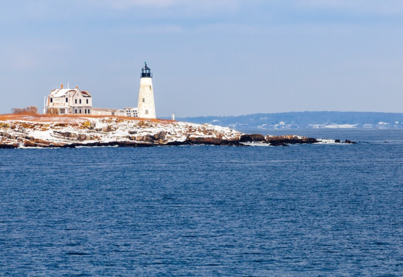 Portland Head Light is the most scenic and oldest lighthouse in Southern Maine.