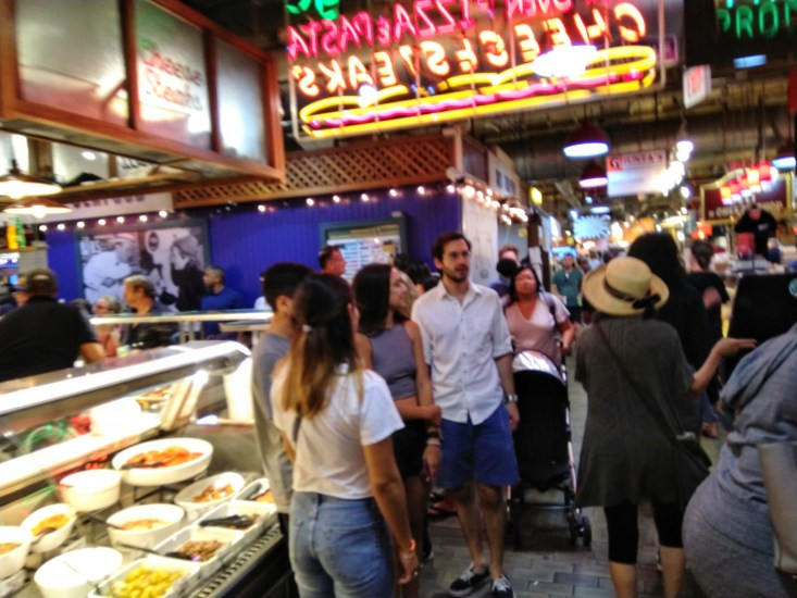 If you like to shop, you must take out some time to visit the Reading Terminal Market in Pennsylvania.