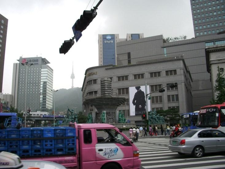 Shopping fanatics can visit Shinsegae Centum City,Busan.
