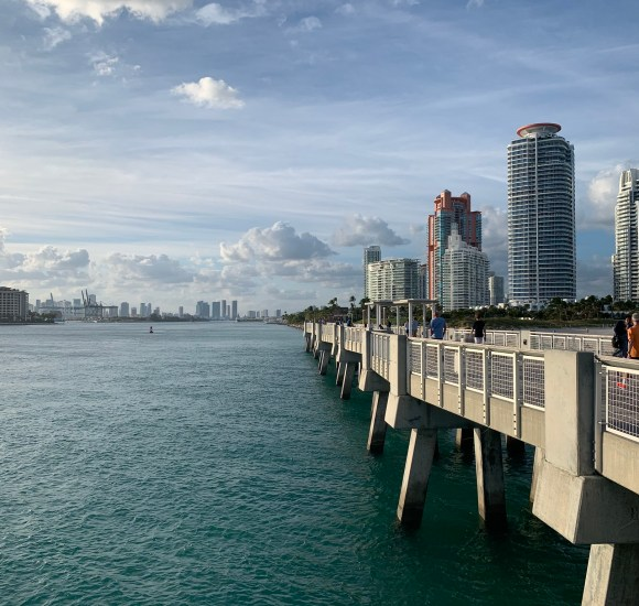 This place is a really great are to vacation at while at South Beach Florida.